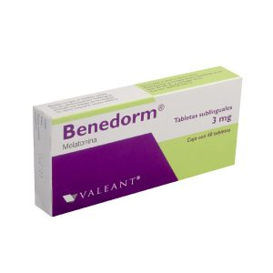 Benedorm 3Mg (sublingual)